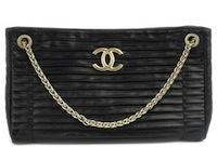CHANEL Replicas Bag Black